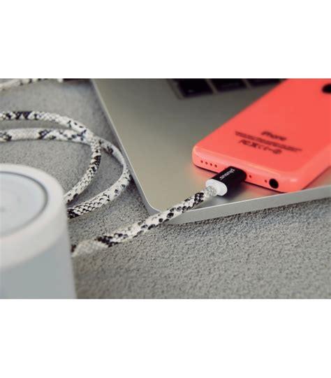 Promo Lifestar Premium Lightning To Usb Cable 1m T1910 lifestar apple mfi cable snake bite lightning 1m bee see