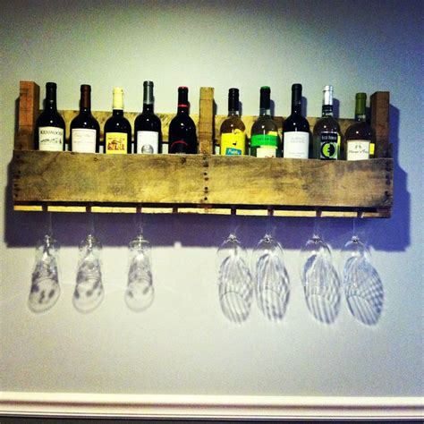 our wine rack thank you for the idea