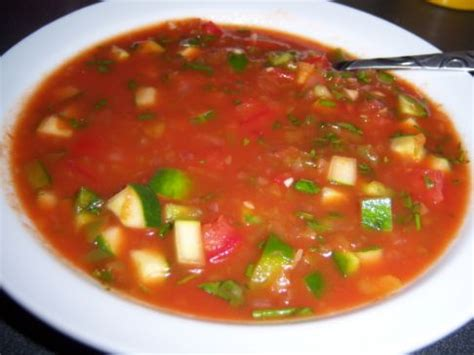 mexican gazpacho cold soup recipe sparkrecipes