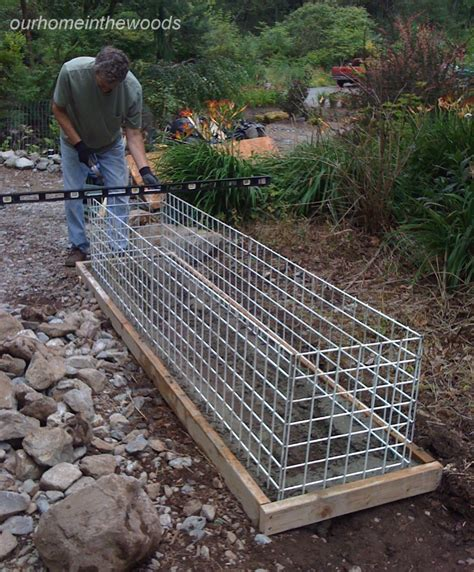 gabion bench from free to fantanstic free grating makes a great