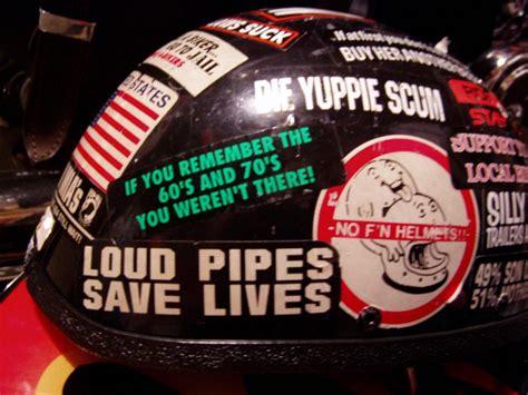 Lustige Helmaufkleber by Or Patriotic Helmet Stickers Harley Davidson Forums