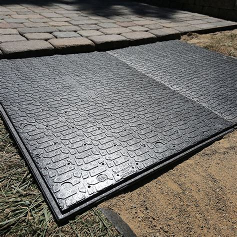 how to design and build a paver walkway