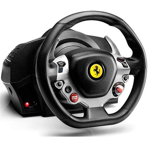 New Thrustmaster Tx 458 Italia Thrustmaster Tx Racing Wheel 458 Italia Edition