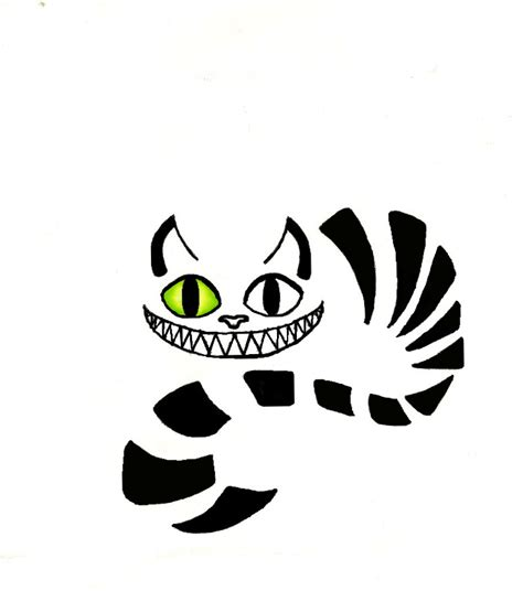 cheshire cat tattoo designs cheshire cat by victizzle on deviantart