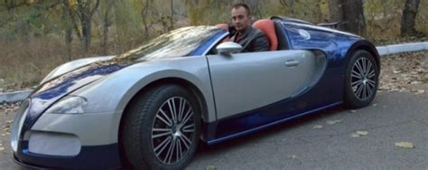Auto Bausatz Kaufen by Bugatti Veyron Replica