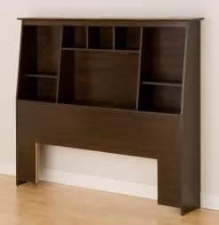 prepac bookcase headboard sh 6656