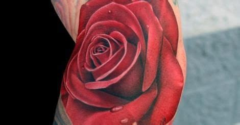 rose tattoo genre tatouage fleur 3d recherche google tatto gr 225 fico