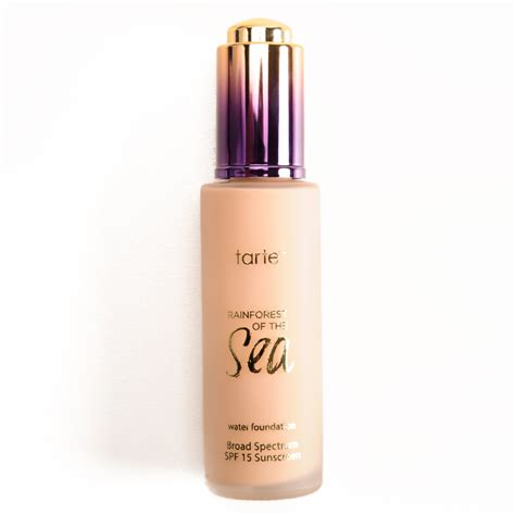 Tarte Rainforest Of The Sea Water Foundation Review