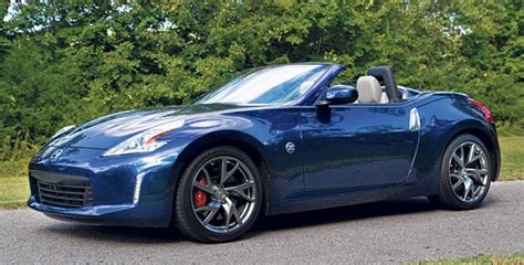 nissan 380z convertible spirited 2014 nissan 370z roadster touring times union
