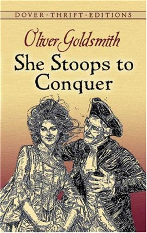Themes In The Book She Stoops To Conquer | she stoops to conquer summary and analysis like