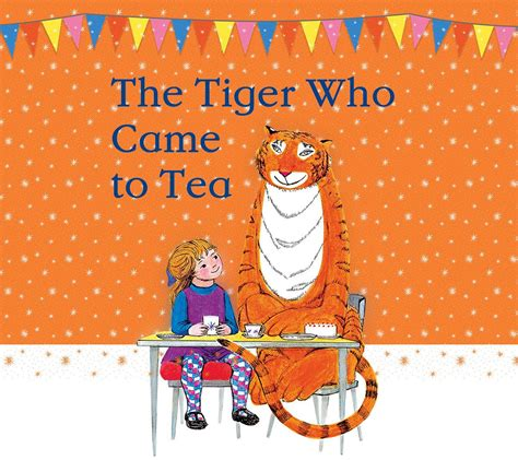 the tiger who came tiger who came to tea rosendale nursery 2016