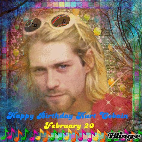 birthdate kurt cobain 1 711 happy birthday kurt cobain february 20 picture