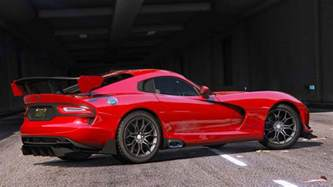 2016 srt viper acr t a add on wipers gta5 mods
