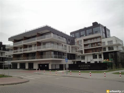 Madison Apartments Warszawa Szamocka 8 Inwestycja Apricot Capital Group