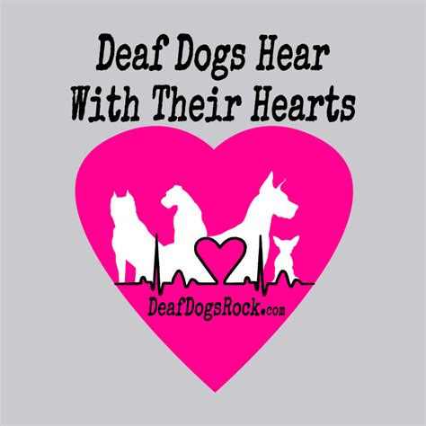 deaf dogs rock support deaf dogs rock and celebrate s day custom ink fundraising