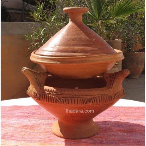 Brasero Terre Cuite by Canoun Brasero Marocain Majmar Moroccan Brazier For