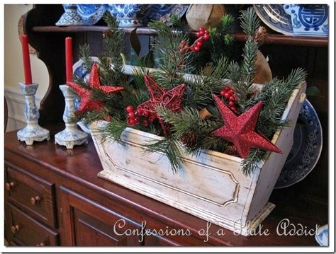 toolbox christmas centrpiece 25 best tool boxes images on deco decor and