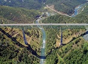 415 Sq Ft Foresthill Bridge Auburn Ca Fd Thomas