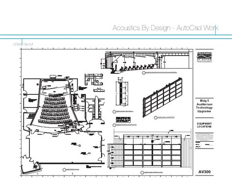 how to work layout in autocad autocad work acoustics by design