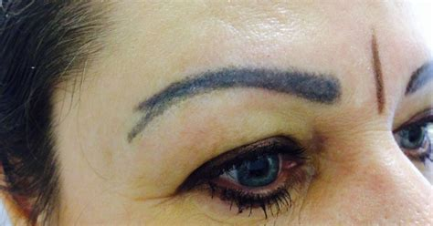 let the buyer beware there s botched brows everywhere