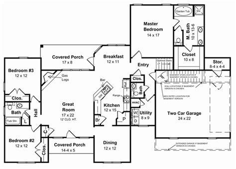 design basics ranch home plans simple ranch style house plans luxamcc org