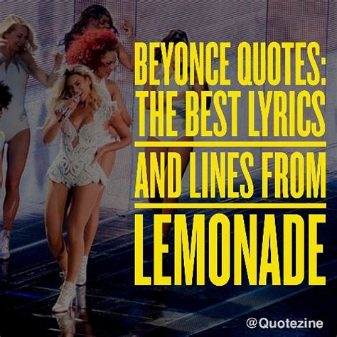 lyrica and beyonce beyonce quotes the best lyrics and lines on lemonade