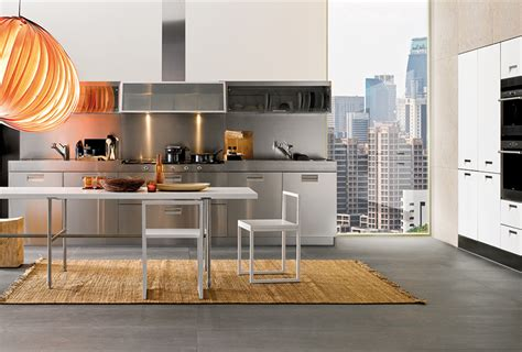 stainless steel kitchen designs 20 kitchen designs with stainless steel elements home