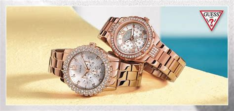 Guess W0041g2 Rosegold Combi 332 best guess images on guess watches biker boots and bikers