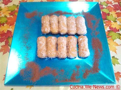 cucinare veloce e facile sfiziosi dolcetti con nutella e cocco ricetta dolce