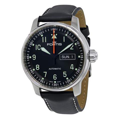 fortis flieger professional automatic mens 704 21 11