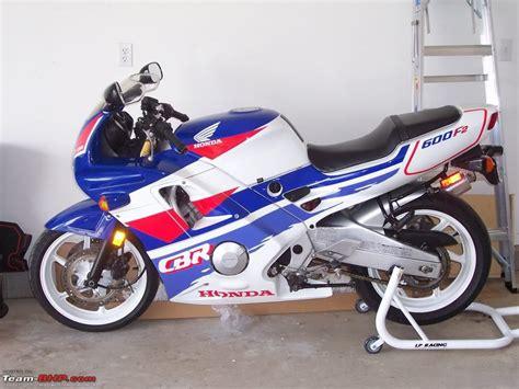 My 93 Honda Cbr 600 F2 Edit Sold 2003 Cbr 954rr Comes