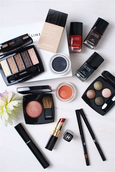 Makeup Chanel how to nail the festive makeup trends with chanel inthefrow