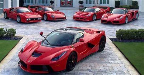 New Ferrari Supercar by Ian Poulter Finishes Ferrari Supercar Collection
