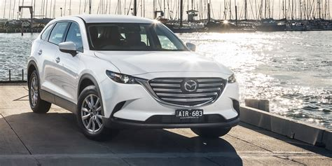 mazda cars australia 2016 mazda cx 9 pricing revealed for australia photos 1