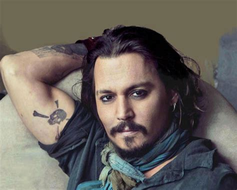 the crow tattoo johnny depp 30 cool johnny depp tattoos creativefan