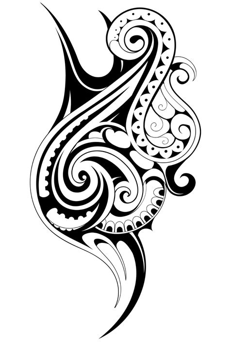 what does a tribal tattoo mean polynesian designs