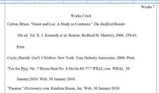 Mentioning Book Title In Essay Mla by Mla Bibliography Exle And Citations Obfuscata