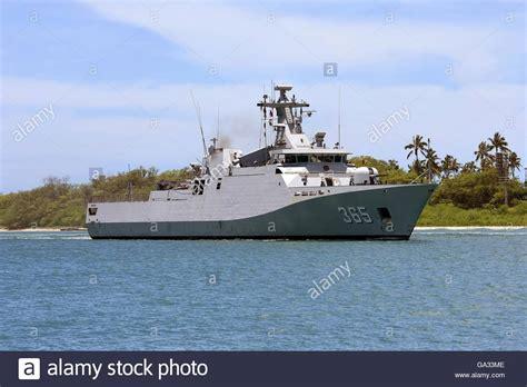 Kri Sigma the navy sigma class corvette kri diponegoro steams into stock photo royalty free