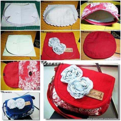 Handmade Clutch Bags Tutorial - 17 diy handbag ideas to update your wardrobe in budget