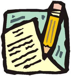 Literary Essay Clipart by Bewerbung 171 Die Siedler 2012