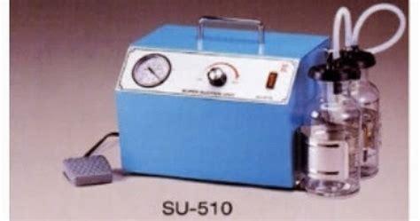Alat Hisap Asma suction su 510 gemmy portable new surya medilab