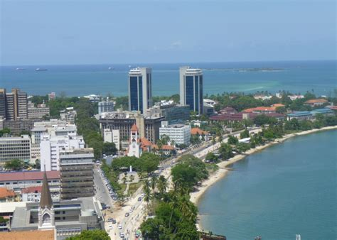 Unique Kitchen Islands apartment for sale in the pspf tower sokoine drive dar es