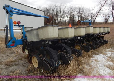 Split Row Planter kinze 2000 rigid frame split row planter no reserve auction on wednesday february 26 2014