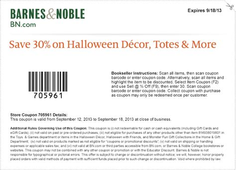 Barnes And Noble Gift Card Coupon - barnes n nobles coupon codes coupon codes blog