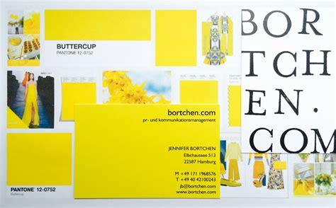 Visitenkarten Pantone by Pantone Goes Buttercup Goes Visitenkarten Bortchen