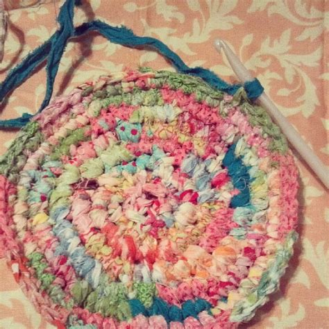 crochet rugs with fabric strips 25 best ideas about fabric strips on fabric banner fabric garland and