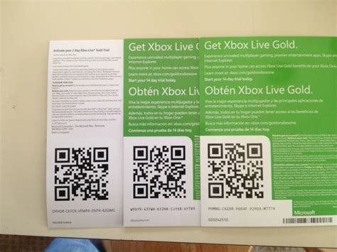 mm xbox live code xbox live gold trials 2 day and 14 day codes of r whoever needs them by bruce wayne ama in