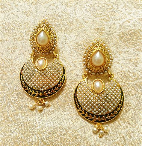 earrings design beautiful jhumka jewelry designs for diwali