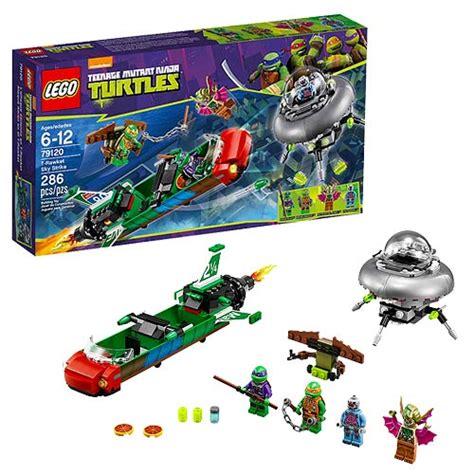 Lego 79120 T Rawket Sky Strike Mutant Turtles lego mutant turtles 79120 t rawket sky strike lego mutant