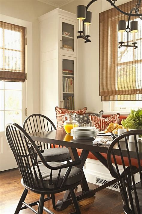 Upholster Dining Room Chairs 22 stunning breakfast nook furniture ideas